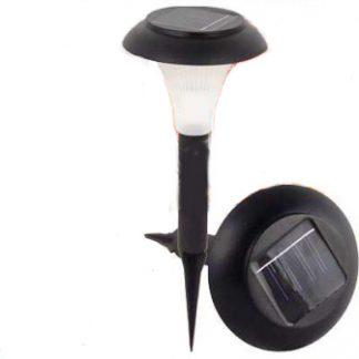 Lâmpada LED Solar para Jardim