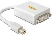Adaptador DisplayPort mini (M) / DVI (F)