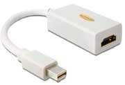 Adaptador DisplayPort mini (M) / HDMI (F)