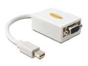 Adaptador DisplayPort mini (M) / VGA (F)