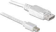 Cabo DisplayPort/DisplayPort mini 1