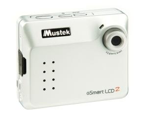 Câmara Digital Mustek GSmart LCD 2