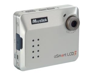Câmara Digital Mustek GSmart LCD 3