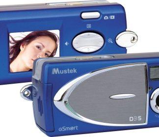 Câmara Digital Mustek GSmart D35