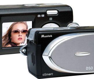 Câmara Digital Mustek GSmart D50