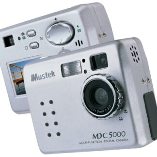 Câmara Digital Mustek MDC 5000