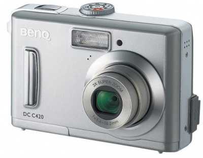 Câmara Digital BenQ DC C420