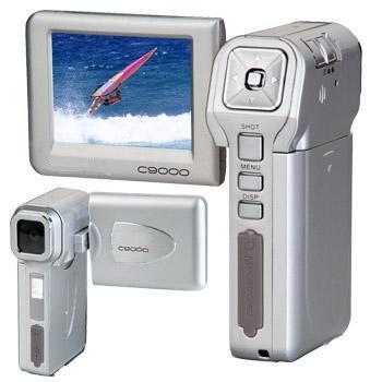 Câmara Digital Tec C9000