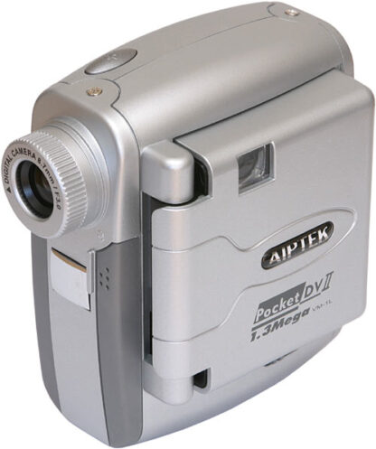 Câmara Digital Aiptek Pocket DV II