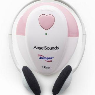 Detector de Batimento Cardíaco Fetal (Doppler)
