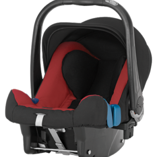 Cadeira Auto Romer Baby-Safe Plus II Chili Pepper