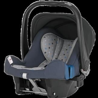 Cadeira Auto Romer Baby-Safe Plus II Blue Starlite
