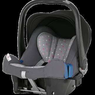Cadeira Auto Romer Baby-Safe Plus II Pink Starlite