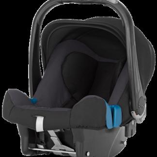 Cadeira Auto Romer Baby-Safe Plus SHR II Black Thunder