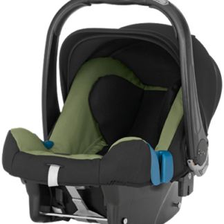 Cadeira Auto Romer Baby-Safe Plus SHR II Cactus Green