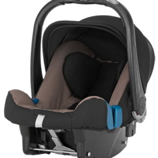 Cadeira Auto Romer Baby-Safe Plus SHR II Fossil Brown