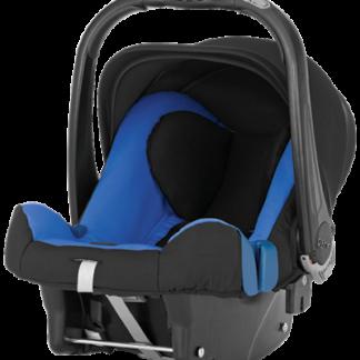 Cadeira Auto Romer Baby-Safe Plus SHR II Blue Sky