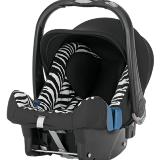 Cadeira Auto Romer Baby-Safe Plus SHR II Smart Zebra