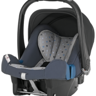 Cadeira Auto Romer Baby-Safe Plus SHR II Blue Starlite