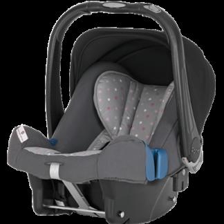 Cadeira Auto Romer Baby-Safe Plus SHR II Pink Starlite