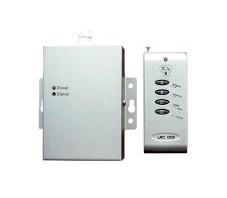 Controlador para Fita de LEDs RGB com Controlo Remoto RF 4 canais
