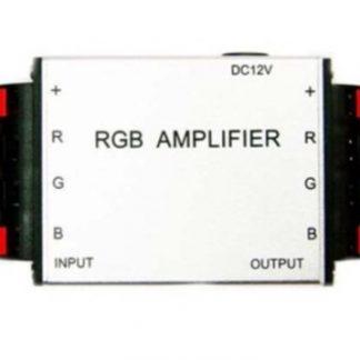 Amplificador para Fitas de LEDs RGB 12-14V 3x5A