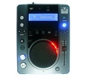 Leitor de CD/MP3/USB/SDCARD Scratch Multi-Efeitos DJ