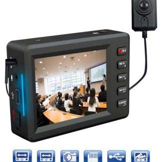 Mini Gravador Digital de Vídeo e Câmara Espia Botão