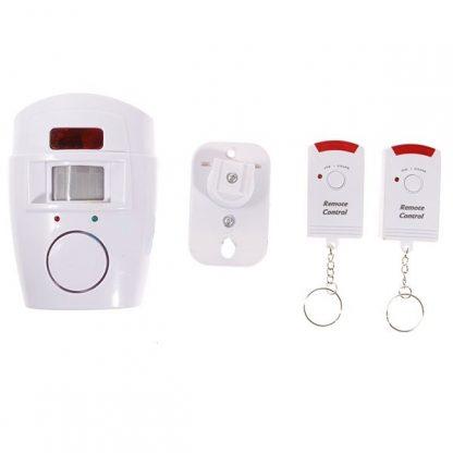 Sensor de Movimentos com Alarme e Telecomando