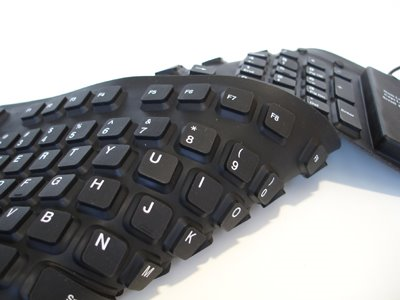 Teclado Flexível de Silicone