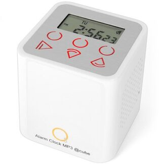 Relógio Despertador Leitor MP3
