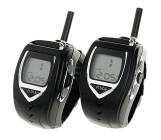 Conjunto 2 Relógios Walkie-Talkies