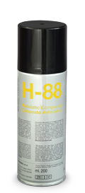 H-88 Spray de 200ml Composto Anti-Estático