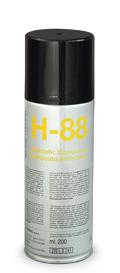 H-88 Spray de 200ml Composto Anti-Estático