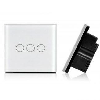 Interruptor Sensitivo p/ 3 Circuitos