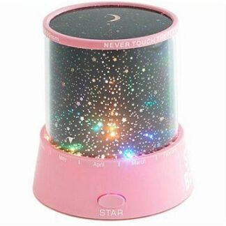 Projector de Estrelas LED RGB c/ mudança de cor