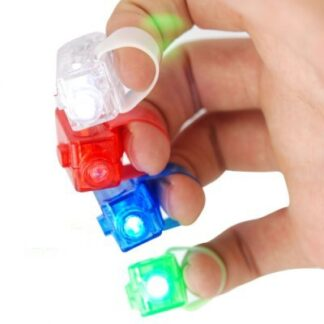 Anéis de Luz Laser LED