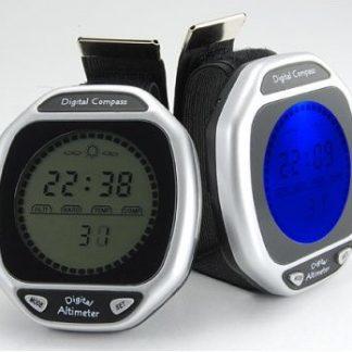 Relógio / Bússola / Altímetro / Barómetro / Termómetro Digital de Pulso