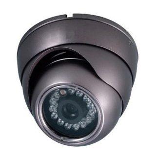 Câmara Dome CCTV a Cores IR