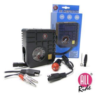 Compressor de Ar c/Acessórios e Lanterna LED All