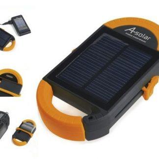 Carregador Solar Múltiplo