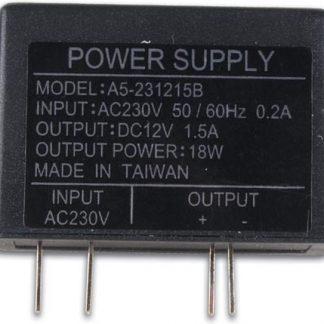 Alimentador 220V-12V 1.5A Ultracompacta Comutada