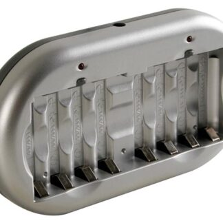 Carregador de Baterias NI-CD/NI-MH p/ Baterias AA / AAA