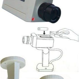 Câmera Vigilância Falsa