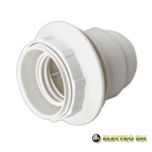 Casquilho p/ Lâmpada E14 Branco