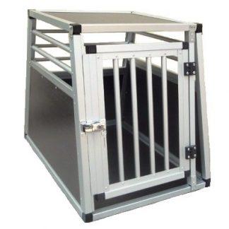Transportadora em Alumínio L (1 cão)