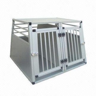 Transportadora em Alumínio (2 cães)