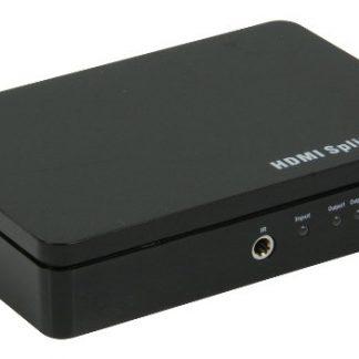 Distribuidor Amplificado de Video HDMI 4 vias