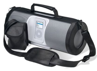 Bolsa de Alça para Ombro para Leitor de iPod inMotion 7 Altec Lansing