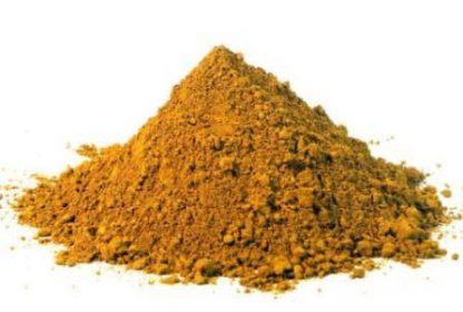 Amarelo Óxido de Ferro Saco 20 kg